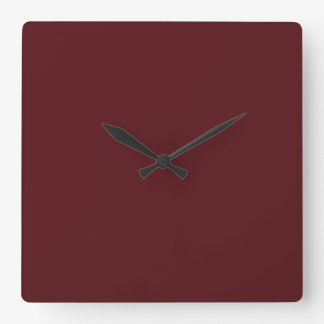 Borgoña Reloj