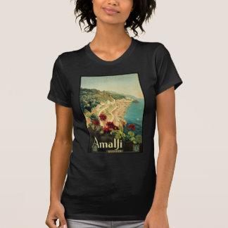 Borgoni Amalfi Campania Italy Tee Shirts