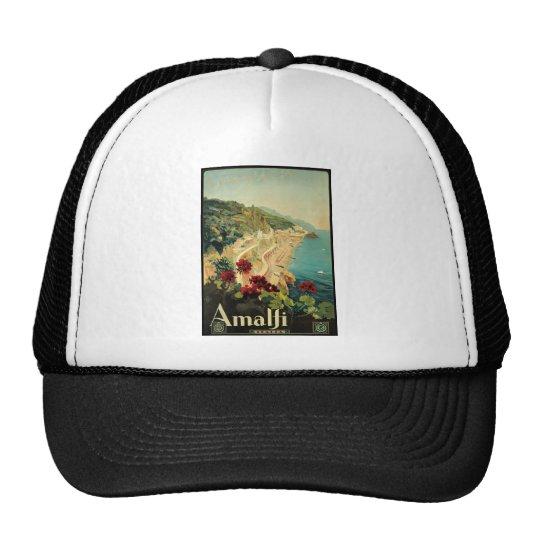Borgoni Amalfi Campania Italy Trucker Hat