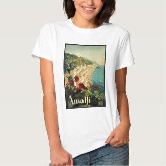 Borgoni Amalfi Campania Italy Tshirts