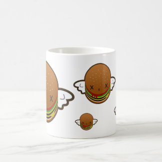 Borguer The undead to burguer Coffee Mug