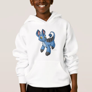 Bori Blue Hoodie