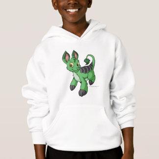 Bori Green Hoodie