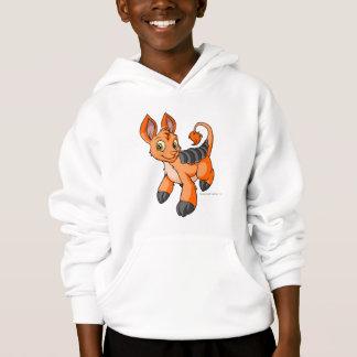 Bori Orange Hoodie