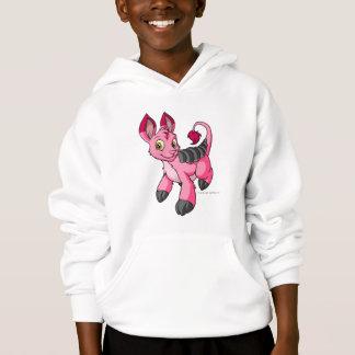 Bori Pink Hoodie