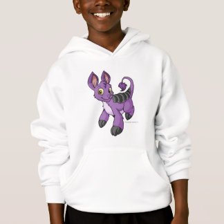 Bori Purple Hoodie