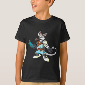 Bori Terror Mountain Player T-Shirt