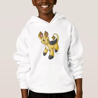 Bori Yellow Hoodie