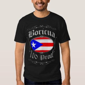 Boricua 100 Proof2 Shirt
