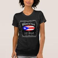 Boricua 100 Proof T-Shirt