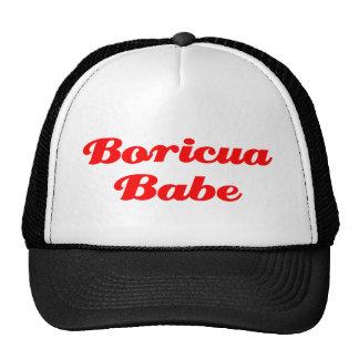 Boricua Babe Mesh Hat