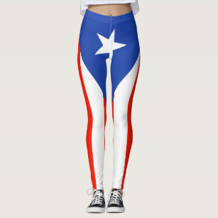 32a235184eda Boricua Bandera Flag Puerto Rico 5Julio Leggings