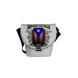 Boricua Courier Bag