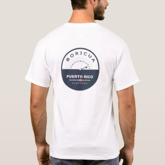 Boricua de Pura Cepa, Puerto Rico T-Shirt