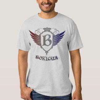Boricua-Escudo Camisas