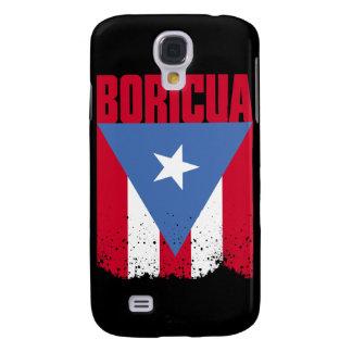 Boricua Flag Galaxy S4 Cover