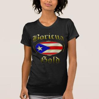 Boricua Gold Shirt