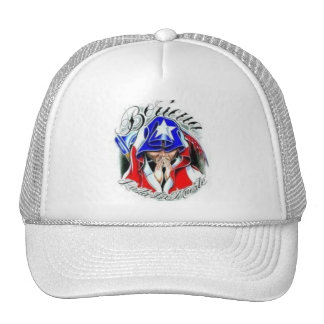 boricua trucker hats