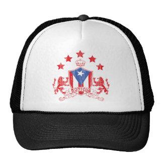 Boricua Heraldy Mesh Hat