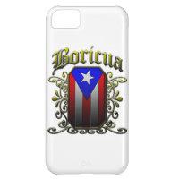 Boricua iPhone 5C Cover
