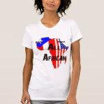 Boricua, Morena, All African - Tshirt
