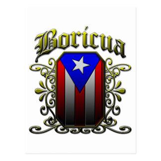 Boricua Post Cards
