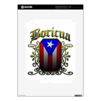 Boricua Decal For iPad 2