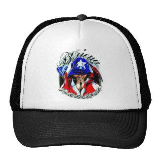 Boricua Til The Death Trucker Hats