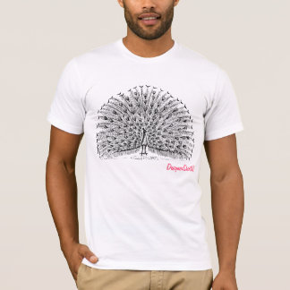 Boring Peacock T-Shirt