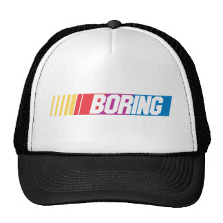 Boring Trucker Hat