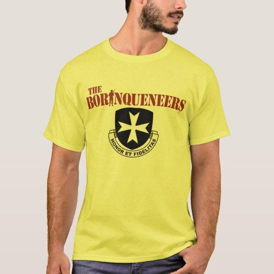 Borinqueneers Crest T-shirt