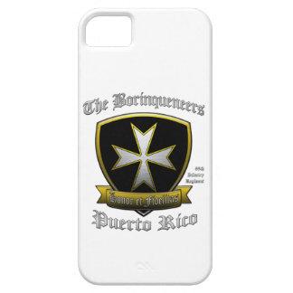 Borinqueneers iPhone SE/5/5s Case