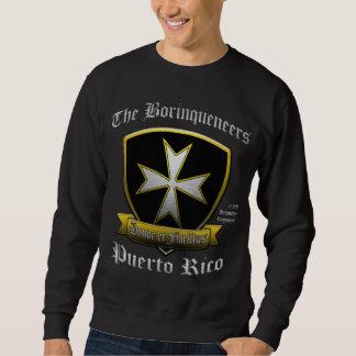 Borinqueneers Pullover Sweatshirt