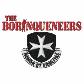 Borinqueneers Sherpa-lined Zip Hoodie