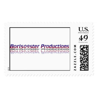 Boris09ster Productions Stamp