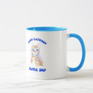 Boris catenov super imp mug