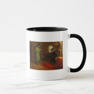 Boris Godunov with Ivan the Terrible Mug