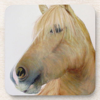 Boris Horse Cork Coasters Set