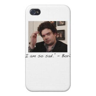 Boris iPhone 4/4S Case