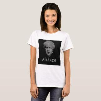 boris johnson villain T-Shirt