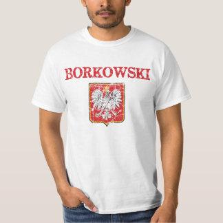 Borkowski Surname Tee Shirt