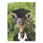 Borla graduada del oro de la jirafa