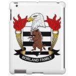 Borland Family Crest