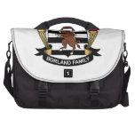 Borland Family Crest Commuter Bags