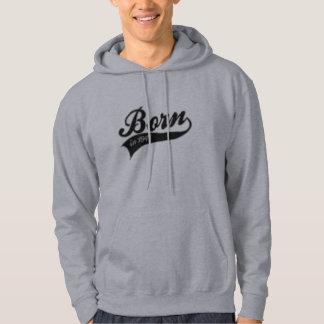 Born1941 - birthday hooded sweatshirt