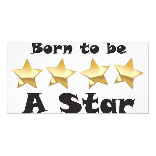 Born2BStar Photo Cards