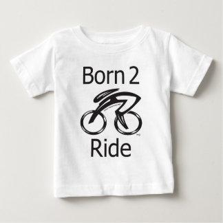 Born2Ride Baby T-Shirt