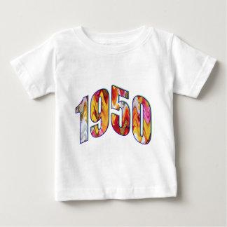 Born 1950 baby T-Shirt