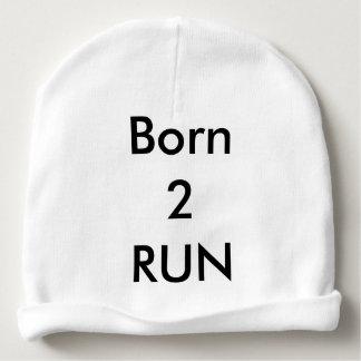 Born 2 RUN Baby Beanie