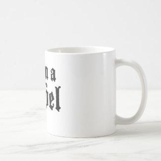 Born a Rebel Coffee Mug
